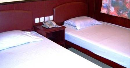 Make cheap reservations at a hotel like Hong Kong Downtown Backpackers